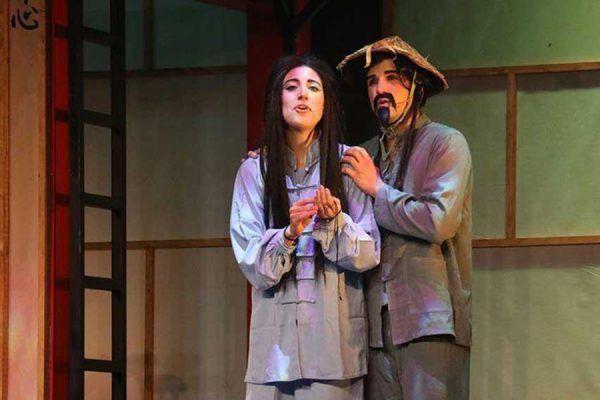 Musical de Mulán en el TAC de Catarroja