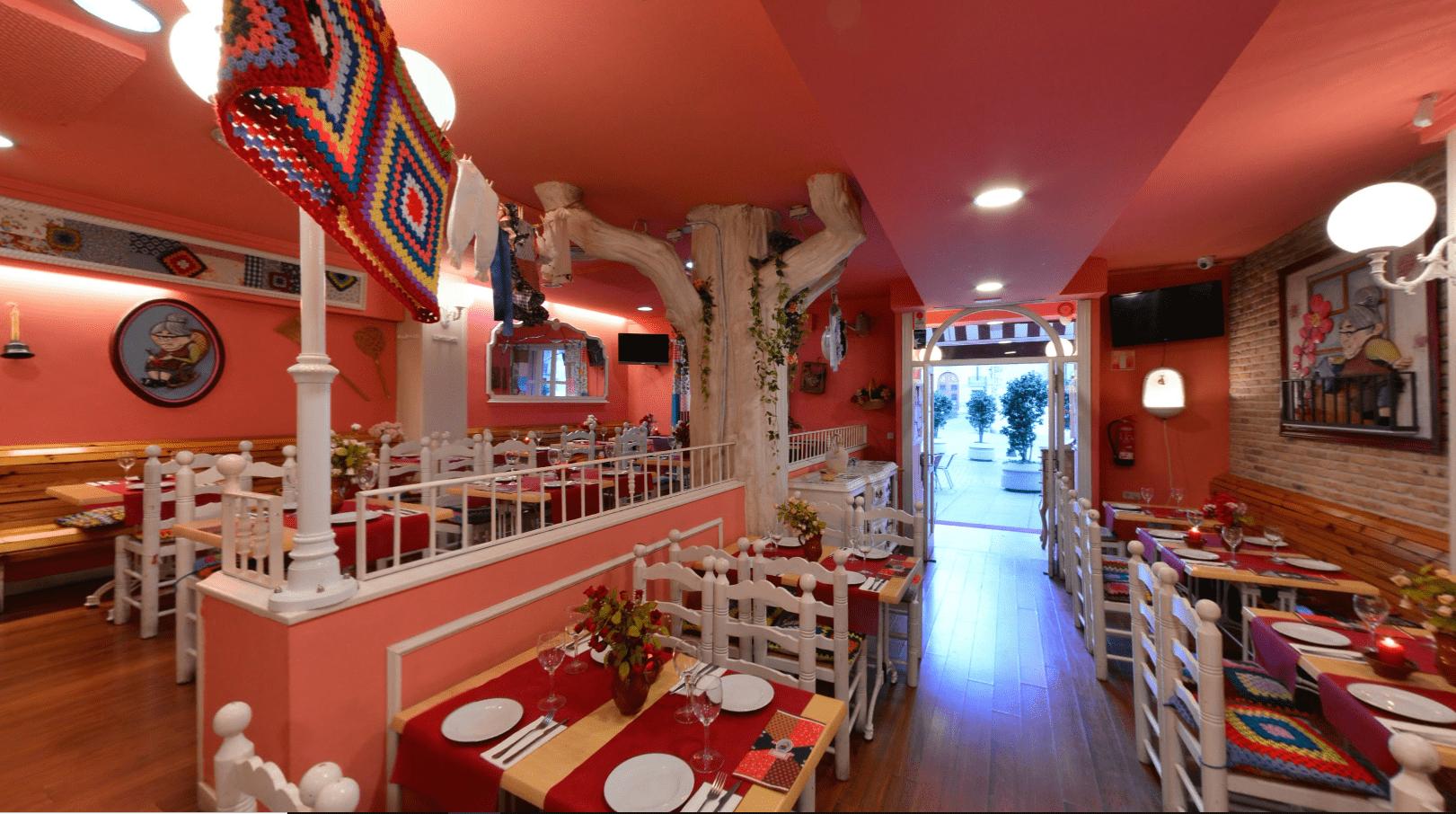 Restaurante María Mandiles