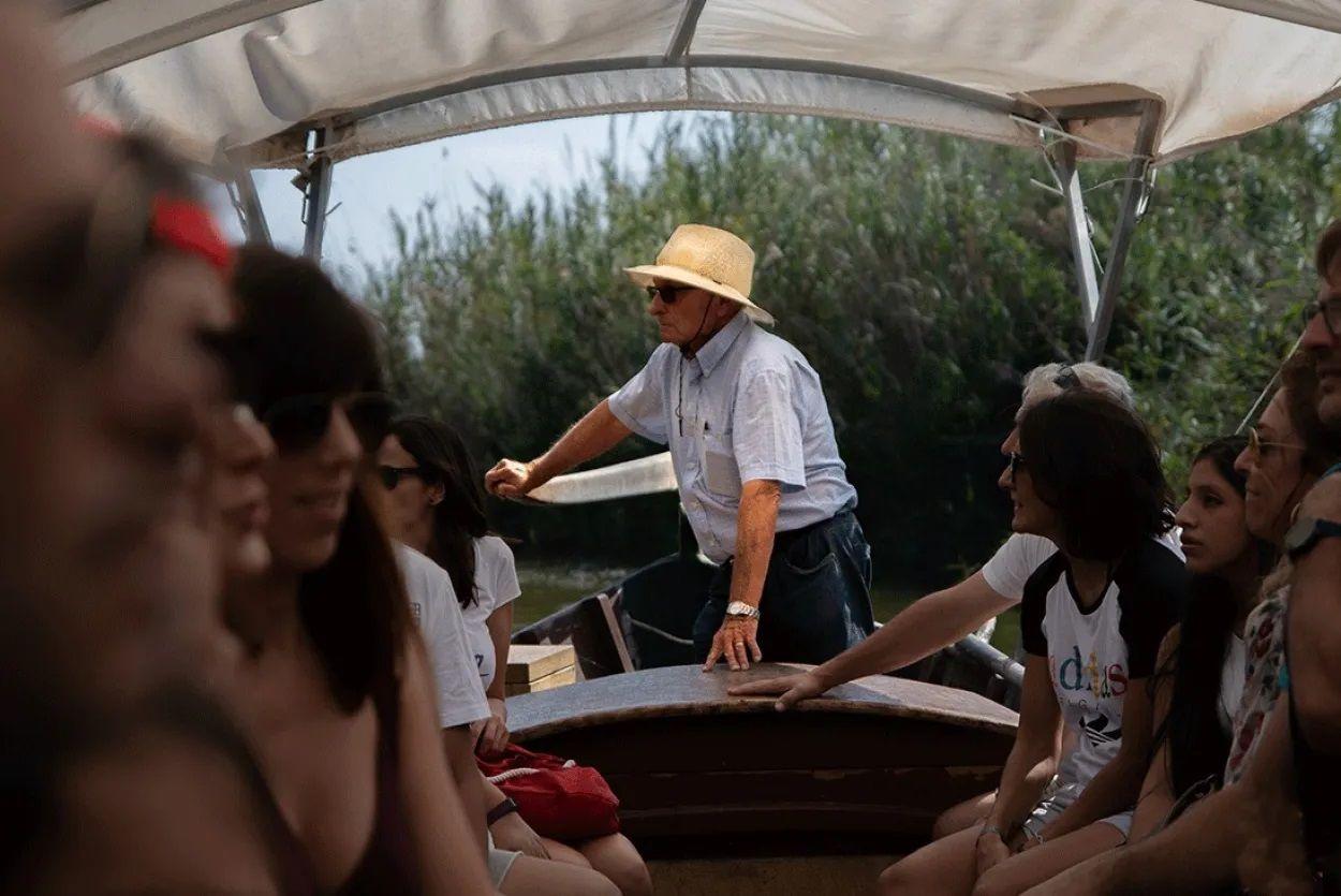 Paseo en barca por la Albufera Gratis